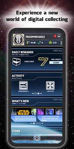 Star Wars™: Card Trader by Topps screenshot 6