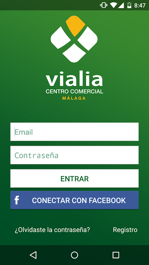 Vialia Málaga- screenshot