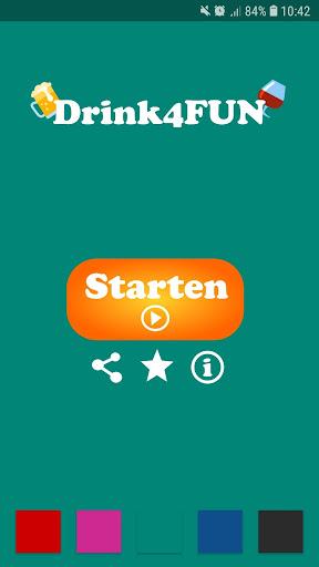 Drink4FUN Trinkspiel screenshot 1