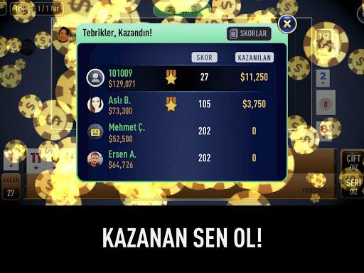 101 Yu00fczbir Okey Elit 1.1.24 screenshots 10