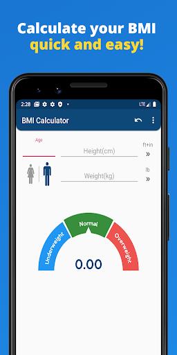 BMI Calculator 1.1.2 screenshots 1