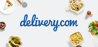 delivery.com — Food, Alcohol & Laundry