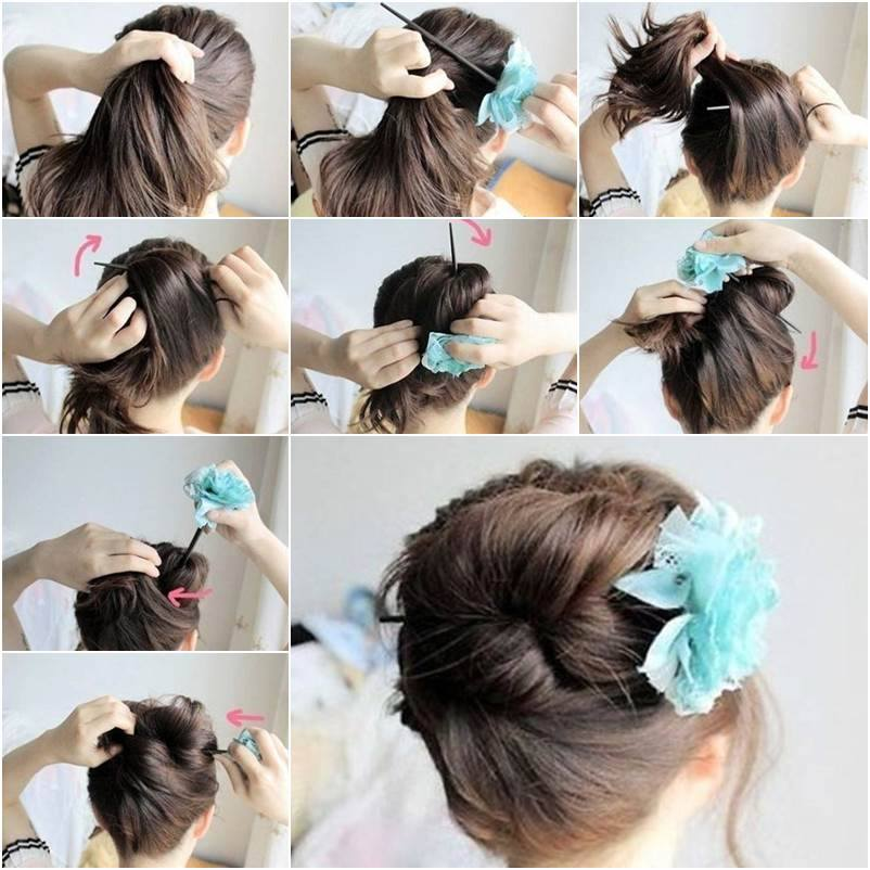 Super Easy Hairstyles Android Apps On Google Play Short Hairstyles Gunalazisus