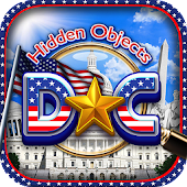 Hidden Objects Washington DC - Object Puzzle Game