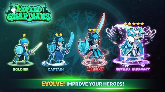 Epic Knights: Legend Guardians – Heroes Action RPG 1