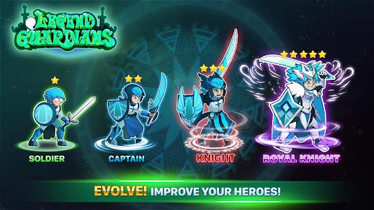 Epic Guardians – Legend Heroes Fighting Action RPG 1.0.2.5 Mod Apk [Unlimited Coins] 2