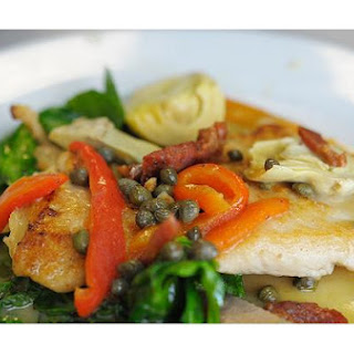 Chicken Breasts Piccata