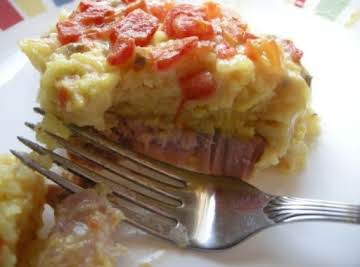 Pork Chops & Yellow Rice