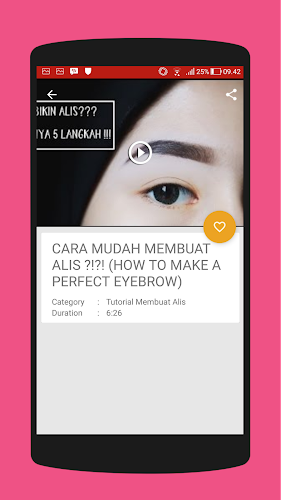 Download Tutorial Makeup Alis Video Apk Latest Version For Android