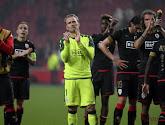 Gillet en Trebel waren teleurgesteld na het Europese verlies bij Ajax, maar loven de inzet van de ploeg