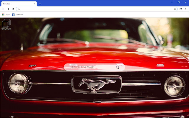 Cool Ford Mustang HD Shelby New Tab