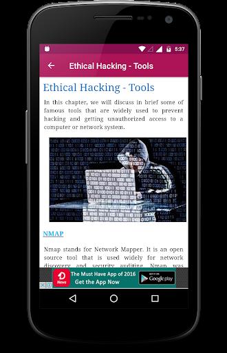Ethical Hacking 2.1 screenshots 5