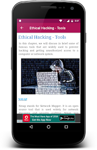 Ethical Hacking Apk Latest Version Download For Android 5