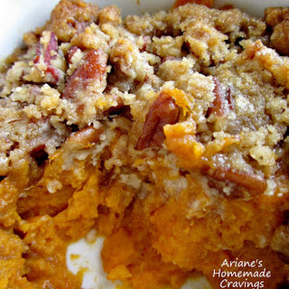 Ruth's Chris Sweet Potato Casserole