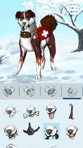 Avatar Maker: Dogs screenshot 4