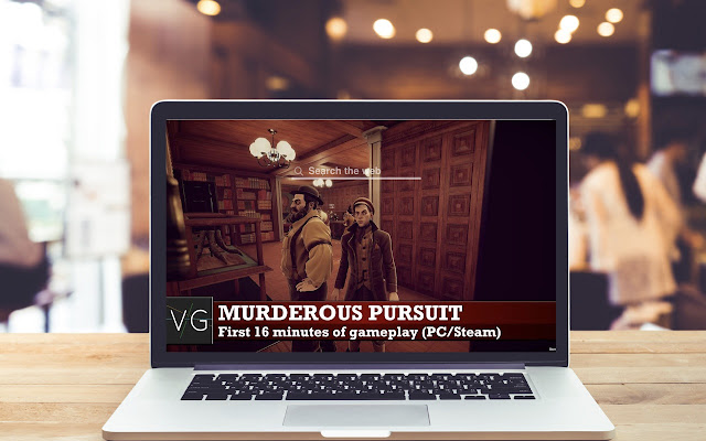 Murderous Pursuits HD Wallpapers Game Theme