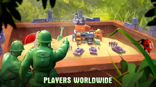 Army Men Strike Mod Apk Military Strategy (Unlimited Energy) 3