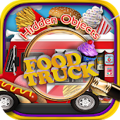 Hidden Object Junk Food Truck - Spot Objects Game