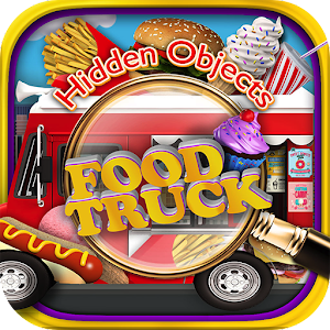 Hidden Object Junk Food Truck - Spot Objects Game for PC