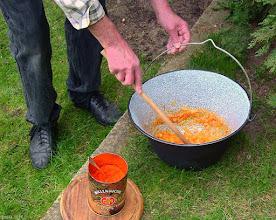 Photo: ...mieszanie papryki i cebuli (2)