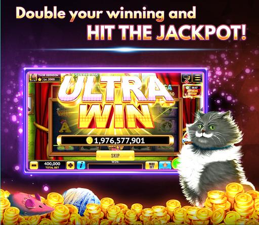Double Win Vegas - FREE Slots and Casino  screenshots 4
