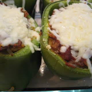 Italian Stuffed Peppers.
