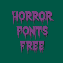 Horror Fonts Free icon