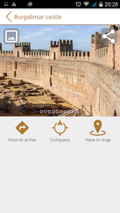 Castles and fortresses of Jaén- screenshot thumbnail
