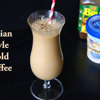 Indian Style Cold Coffee