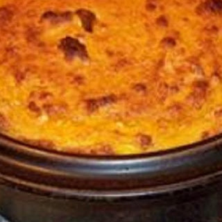 Carrot Souffle With Nutmeg Recipes