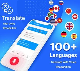 Language Translator, Free Translation Voice & Text 1.7