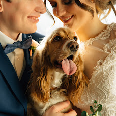 Wedding photographer Kseniya Piunova (piunova). Photo of 14.04.2017
