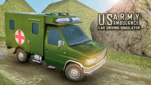 US Army Ambulance Driving Rescue Simulator 2020 1.2 screenshots 5