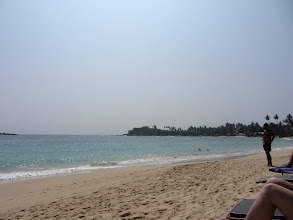 Photo: Unawatuna Beach