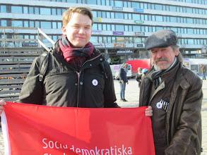 Photo: FSD Jacob Storbjörk & Harri Niskanen