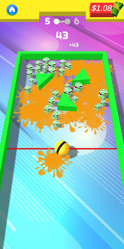 Télécharger Gratuit Paint Bounty: Ball Paint Blast Splash Shooter mod apk screenshots 4