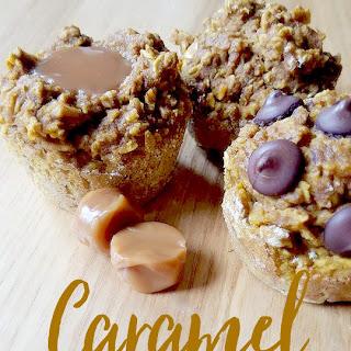 Caramel Pumpkin Muffins + Shopping List