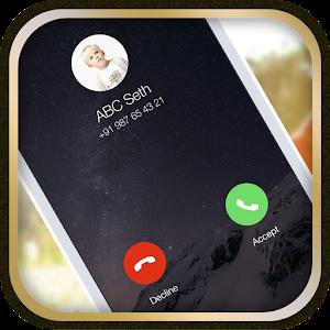 iCall Screen:OS10 Dailer 2017