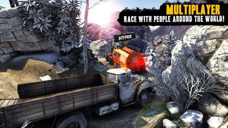 Truck Evolution : Offroad 2 v1.0.6 [Mod Money]