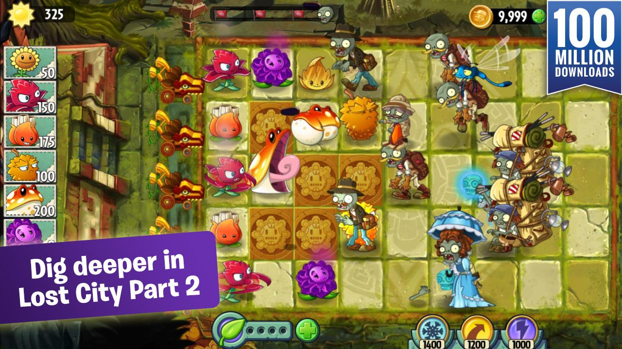 Plants vs. Zombies™ 2 - screenshot