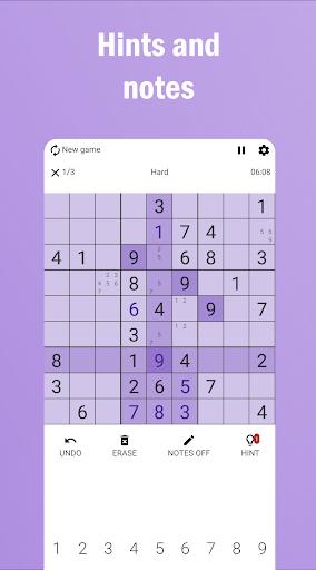 Sudoku Pro 1.20 screenshots 3