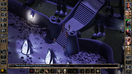 Baldur's Gate II MOD APK 2.5.16.6 (Unlimited Money) 7