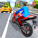 Moto Racing 3D icon