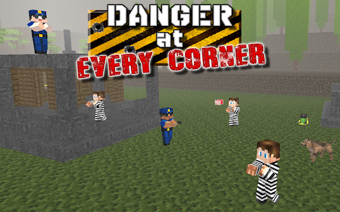 Game Cops Vs Robbers: Jail Break APK for Windows Phone