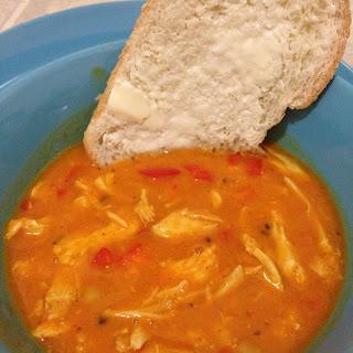 Thai Coconut and Sweet Potato Soup