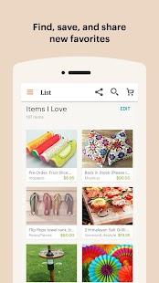 Etsy: Handmade & Vintage Goods Screenshot 3