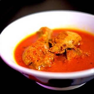 Skinny Chicken Curry.