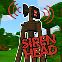 Horror Maps and Siren Head Mod for Minecraft PE icon