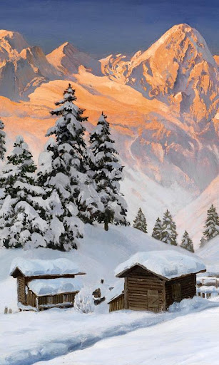 Lwp 산 눈