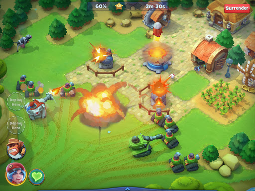 Fieldrunners Attack! 1.0.15.5 Screenshots 7